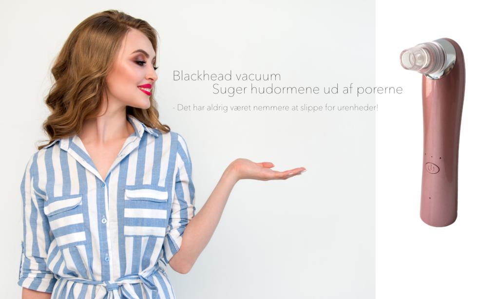 Hvad er hudorme og hvordan behandler man dem med en Blackhead Vacuum?